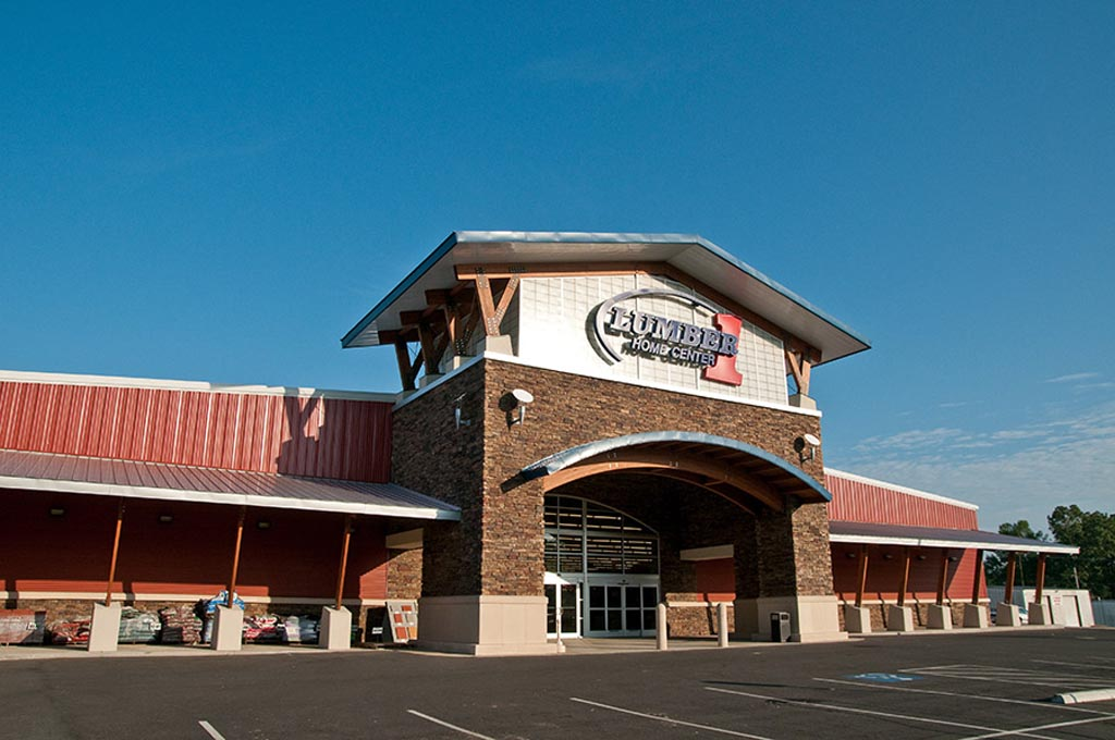 Lumber 1 Home Center - Mayflower, AR Gallery