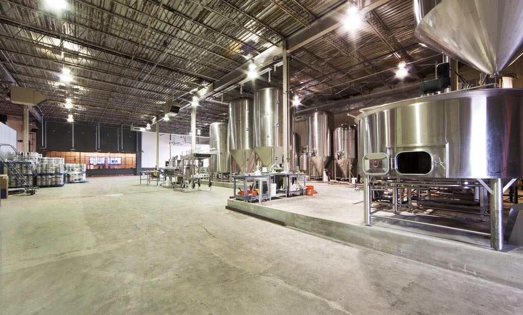 Lost 40 Brewery Images