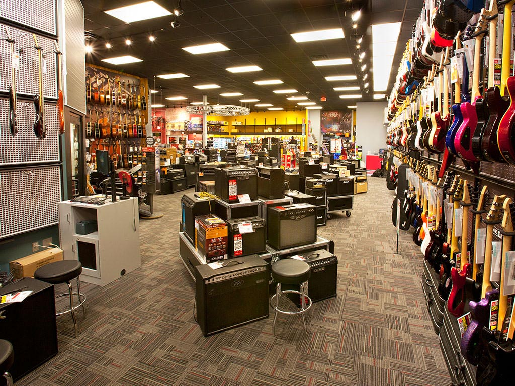 Guitar Center - 40+ Locations Gallery