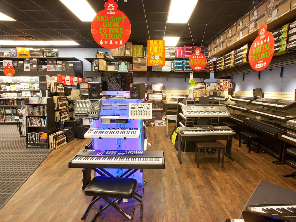 Guitar Center - 40+ Locations Images